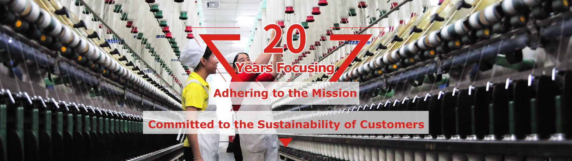 Adhering to the Mission - Committed to the Sustain